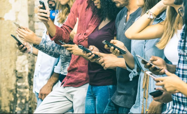 Social Media: Are We Addicts?